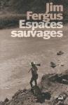 """Couverture du livre : """"Espaces sauvages"""""""