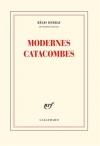 """Couverture du livre : """"Modernes catacombes"""""""