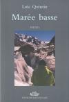 """Couverture du livre : """"Marée basse"""""""