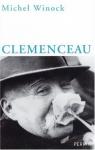 """Couverture du livre : """"Clémenceau"""""""