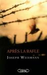 """Couverture du livre : """"Après la rafle"""""""