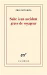 """Couverture du livre : """"Suite à un accident grave de voyageur"""""""