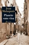 """Couverture du livre : """"Planète sans visa"""""""