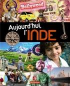 """Couverture du livre : """"Aujourd'hui, l'Inde"""""""