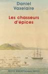 """Couverture du livre : """"Les chasseurs d'épices"""""""