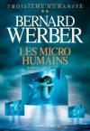 """Couverture du livre : """"Les micro-humains"""""""