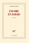 """Couverture du livre : """"Encore et jamais"""""""