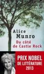 """Couverture du livre : """"Du côté de Castel Rock"""""""