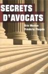 """Couverture du livre : """"Secrets d'avocat"""""""