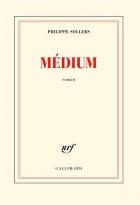 """Couverture du livre : """"Médium"""""""