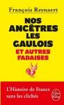 """Couverture du livre : """"Nos ancêtres les gaulois"""""""
