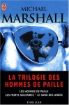 """Couverture du livre : """"Les hommes de paille"""""""