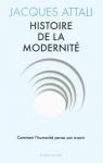 """Couverture du livre : """"Histoire de la modernité"""""""