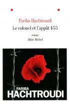 """Couverture du livre : """"Le colonel et l'appât 455"""""""