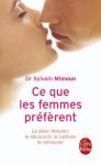 """Couverture du livre : """"Ce que les femmes préfèrent"""""""
