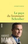 """Couverture du livre : """"Le pays du lieutenant Schreiber"""""""