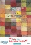 """Couverture du livre : """"Les conversations"""""""