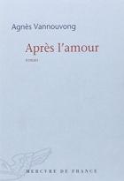"""Couverture du livre : """"Après l'amour"""""""