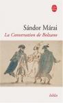 """Couverture du livre : """"La conversation de Bolzano"""""""