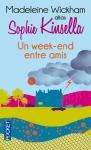 """Couverture du livre : """"Un week-end entre amis"""""""