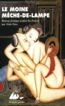 """Couverture du livre : """"Le moine mèche-de-lampe"""""""