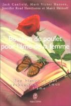 """Couverture du livre : """"Bouillon de poulet pour l'âme de la femme"""""""