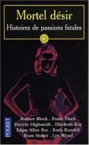"""Couverture du livre : """"Mortel désir"""""""