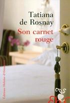 """Couverture du livre : """"Son carnet rouge"""""""