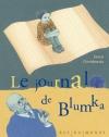 """Couverture du livre : """"Le journal de Blumka"""""""