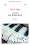 """Couverture du livre : """"Concerto pour la main morte"""""""