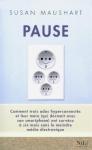 """Couverture du livre : """"Pause"""""""
