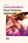 """Couverture du livre : """"Sous l'emprise de l'amour"""""""