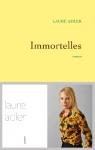 """Couverture du livre : """"Immortelles"""""""