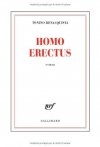 """Couverture du livre : """"Homo erectus"""""""