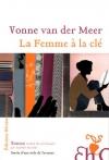 """Couverture du livre : """"La femme à la clé"""""""