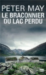 """Couverture du livre : """"Le braconnier du lac perdu"""""""