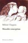 """Couverture du livre : """"Maculée conception"""""""