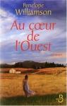 """Couverture du livre : """"Au coeur de l'Ouest"""""""