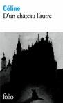"""Couverture du livre : """"D'un château l'autre"""""""