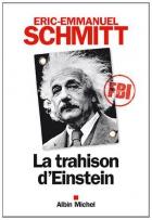 """Couverture du livre : """"La trahison d'Einstein"""""""