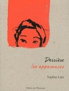 """Couverture du livre : """"Derrière les apparences"""""""