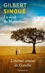 """Couverture du livre : """"La nuit de Maritzburg"""""""