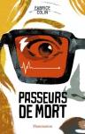 """Couverture du livre : """"Passeurs de mort"""""""