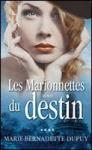 """Couverture du livre : """"Les marionnettes du destin"""""""