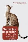 """Couverture du livre : """"Les chats de Louise Michel"""""""