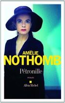 """Couverture du livre : """"Pétronille"""""""