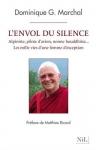 """Couverture du livre : """"L'envol du silence"""""""