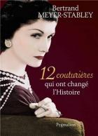 """Couverture du livre : """"12 couturières qui ont changé l'Histoire"""""""