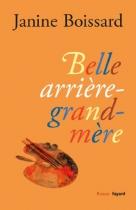 """Couverture du livre : """"Belle arrière-grand-mère"""""""