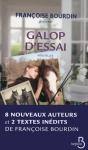 """Couverture du livre : """"Galop d'essai"""""""
